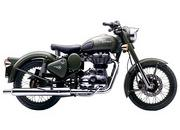 2013 Royal Enfield Classic Battle Green - image 491286