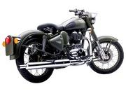 2013 Royal Enfield Classic Battle Green - image 491287