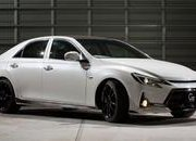 2013 Toyota Mark X G Sports Carbon Roof Concept - image 488802
