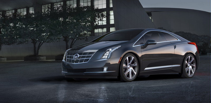 2014 Cadillac ELR High Resolution Exterior Wallpaper quality - image 489295