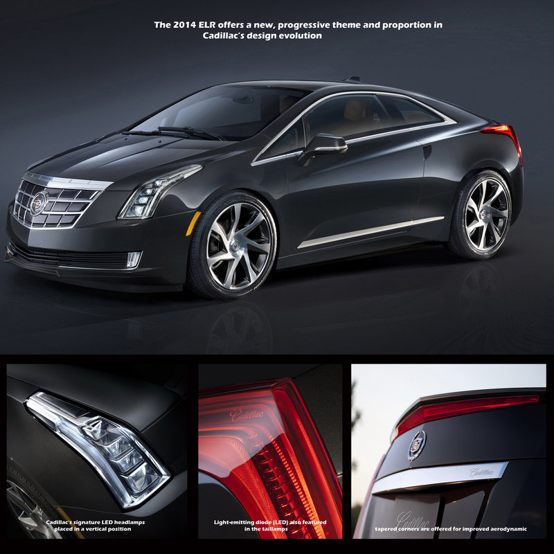 2014 Cadillac Cts V Martin V1000 Coupe For Sale On Bat: Cadillac ELR Photos, Pictures (Pics), Wallpapers