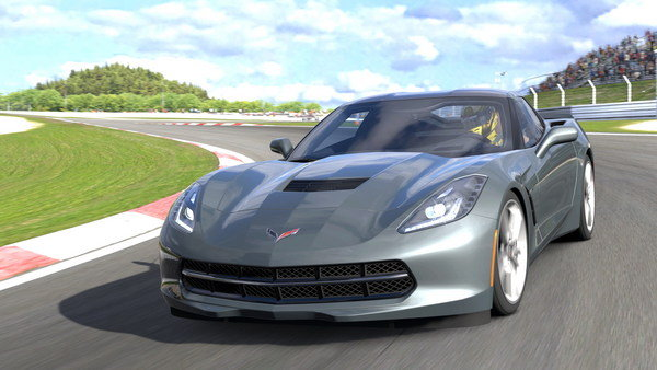 2014 corvette stingray also debuts on gran turismo 5. Cars Review. Best American Auto & Cars Review