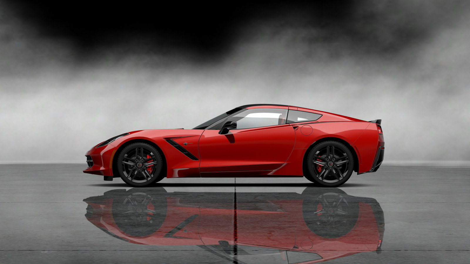 2014 corvette stingray also debuts on gran turismo 5 picture 489017. Cars Review. Best American Auto & Cars Review