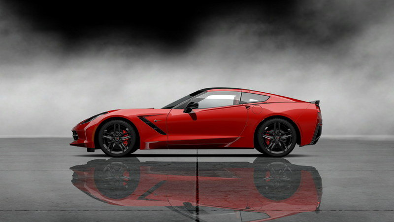 2014 corvette stingray also debuts on gran turismo 5 news top speed. Cars Review. Best American Auto & Cars Review