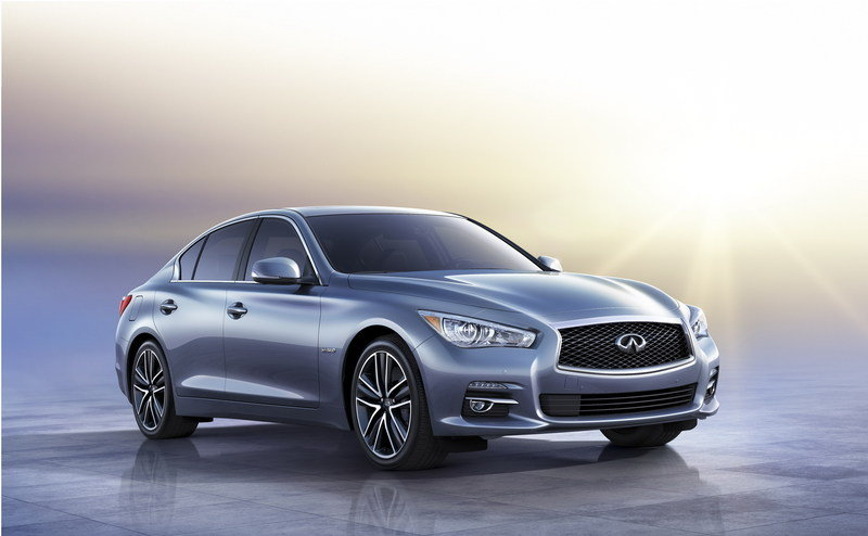 2014 Infiniti Q50 High Resolution Exterior Wallpaper quality - image 489215