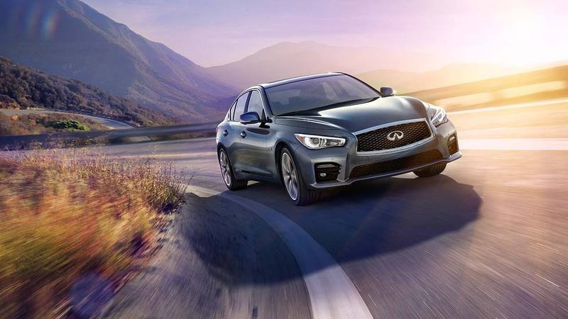 2014 Infiniti Q50 High Resolution Exterior - image 489219