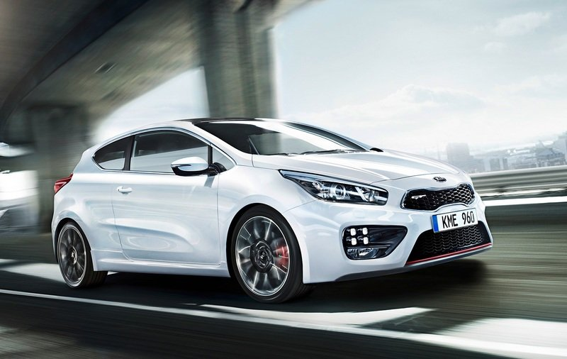 2014 Kia pro cee'd GT High Resolution Exterior - image 490696