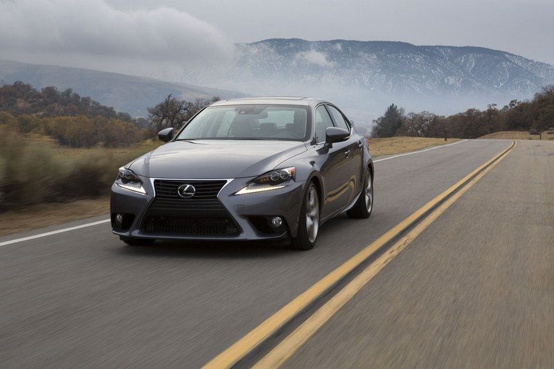 2014 - 2016 Lexus IS High Resolution Exterior Wallpaper quality - image 489681