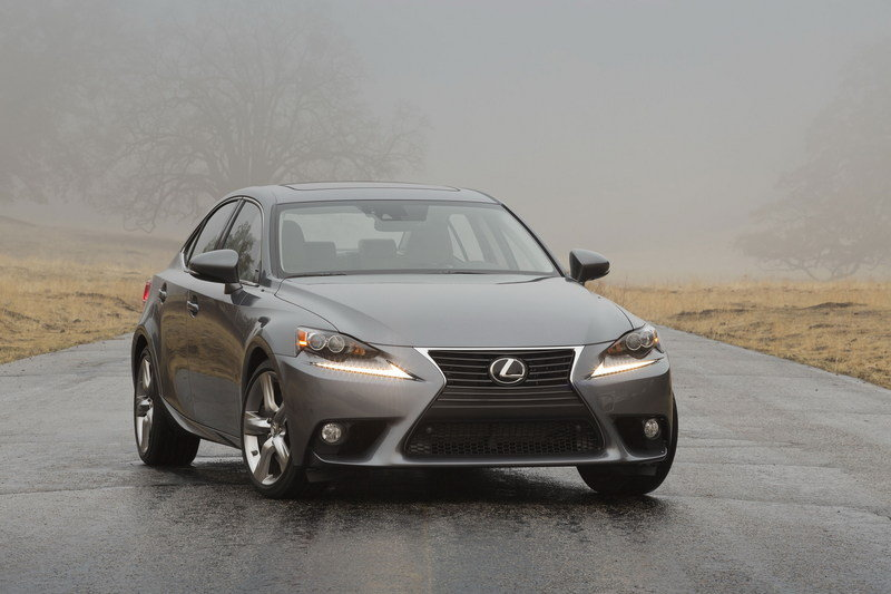 2014 - 2016 Lexus IS High Resolution Exterior - image 489683