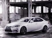 2014 Lexus IS F-Sport - image 488457