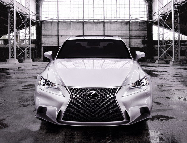 lexus is f-sport picture