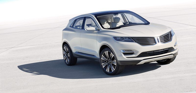 2014 Lincoln MKC High Resolution Exterior Wallpaper quality - image 488834