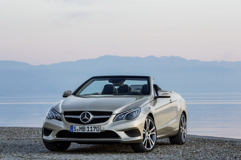 2014 Mercedes E-Class Convertible High Resolution Exterior - image 488048