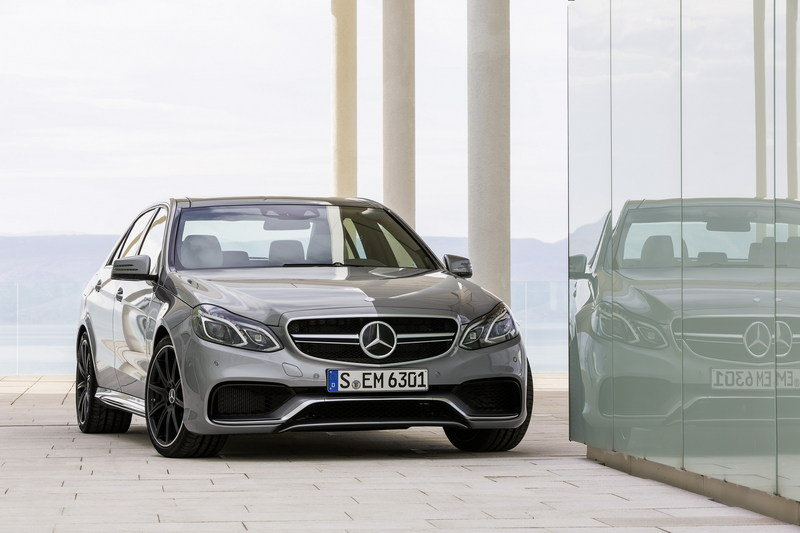 2014 Mercedes E63 AMG High Resolution Exterior - image 488595
