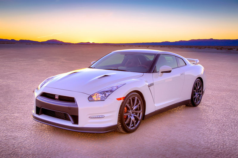 2014 Nissan GT-R High Resolution Exterior - image 488384