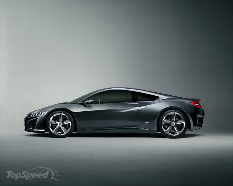 2013 Acura NSX Concept High Resolution Exterior - image 489260
