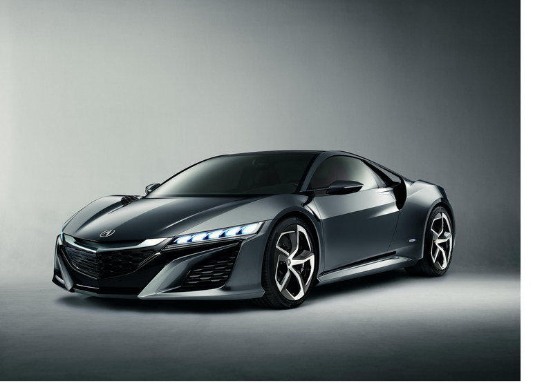 2013 Acura NSX Concept High Resolution Exterior - image 489249