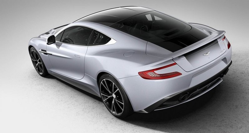 2014 Aston Martin Vanquish Centenary Edition High Resolution Exterior - image 489246