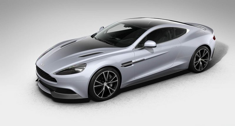 2014 Aston Martin Vanquish Centenary Edition High Resolution Exterior - image 489247