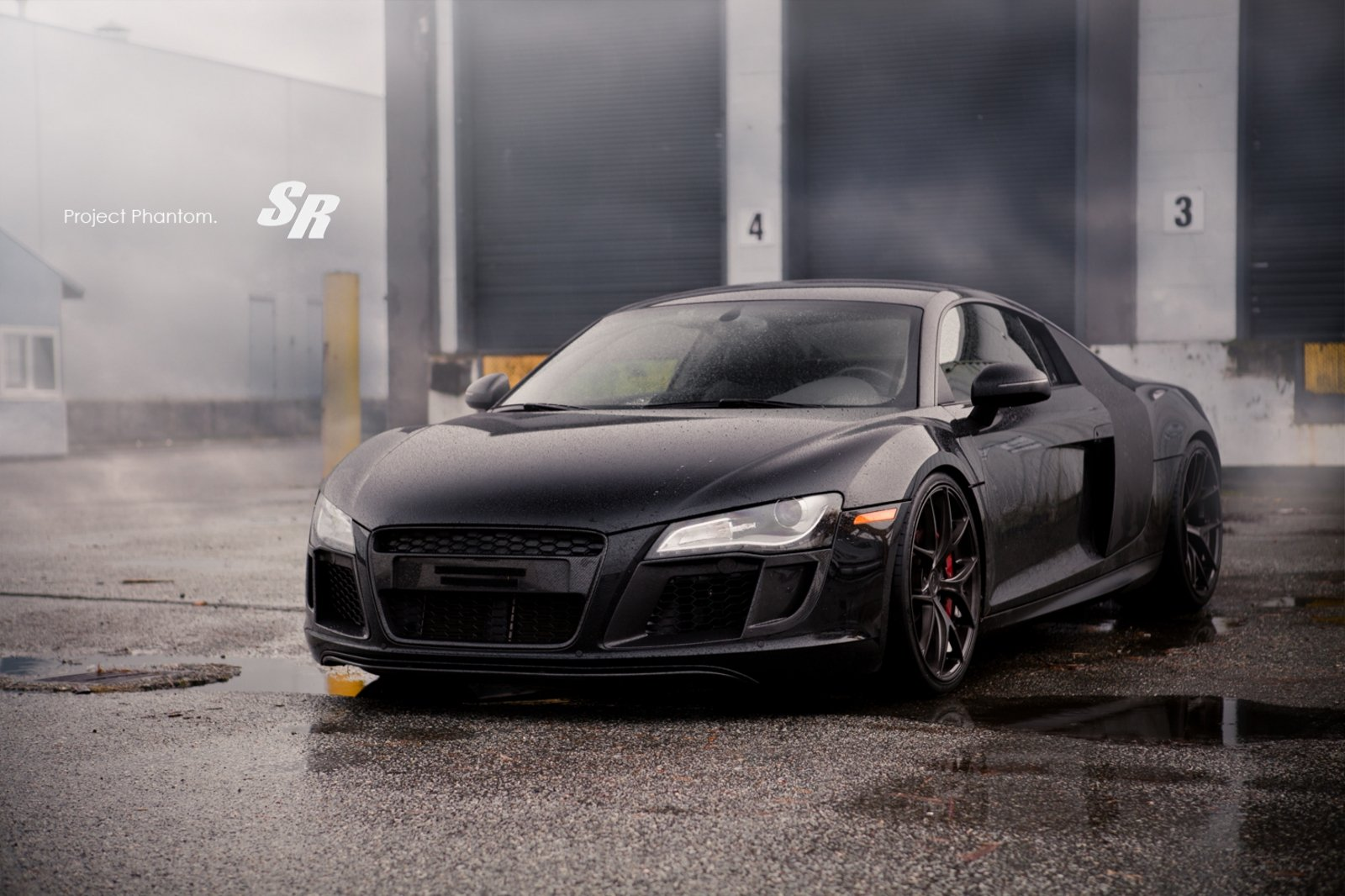 2013 audi r8 project phantom by sr auto group review top speed. Black Bedroom Furniture Sets. Home Design Ideas