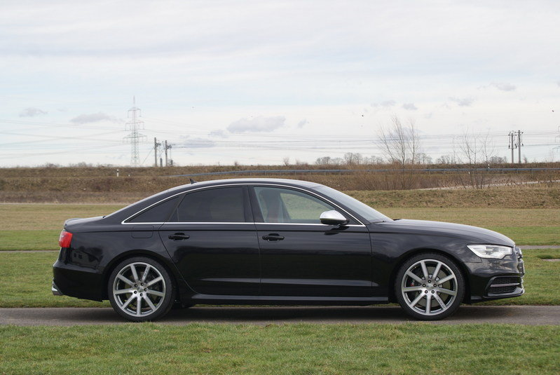 MTM Gives the Audi S6 a 32-Percent Increase in Power