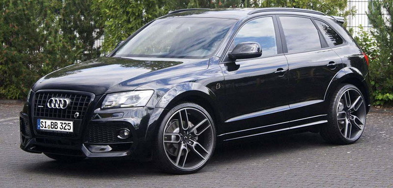 B&B Tunes the Audi SQ5 TDI to Nearly 400 horsepower