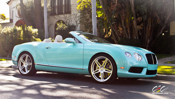 bentley continental gtc limited edition by bentley beverly hills picture