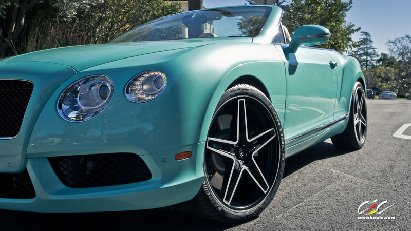 2013 Bentley Continental GTC Limited Edition by Bentley Beverly Hills