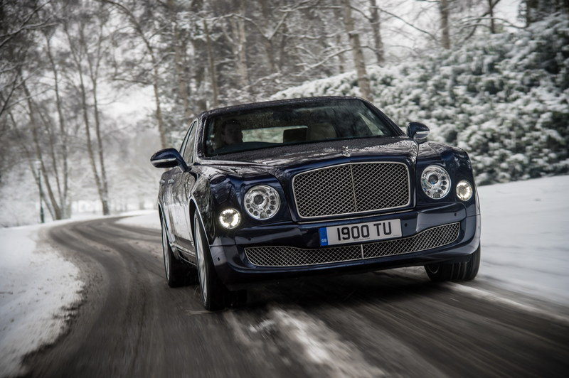 2014 Bentley Mulsanne High Resolution Exterior - image 490280