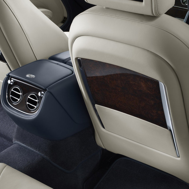 2014 Bentley Mulsanne Interior - image 490287