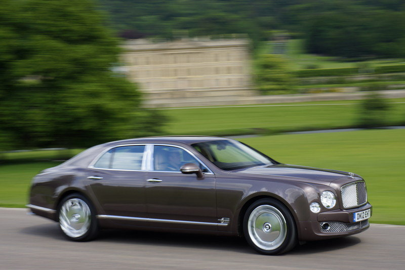2014 Bentley Mulsanne High Resolution Exterior - image 490269
