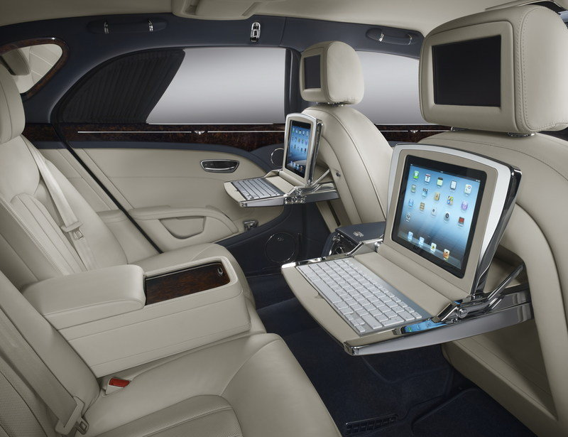 2014 Bentley Mulsanne Interior - image 490275