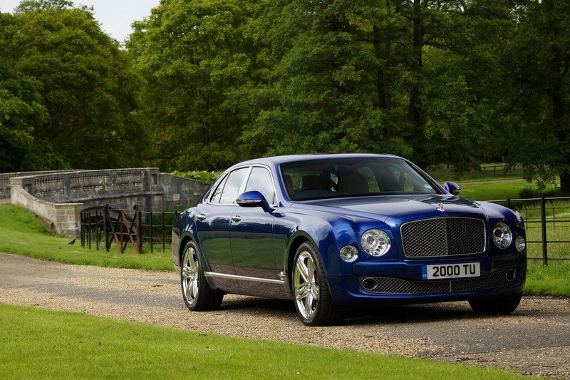 2014 Bentley Mulsanne High Resolution Exterior - image 490266