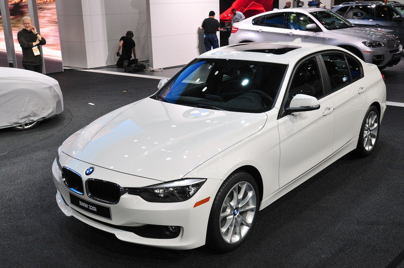 BMW Debating North American Production Line for the 3 Series