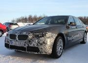 BMW 5-Series Plug-in Hybrid