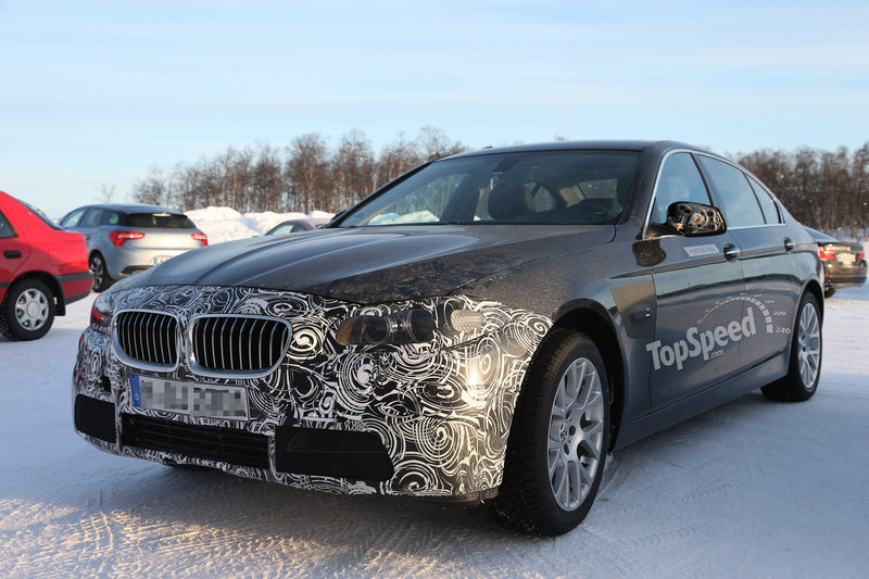 2014 BMW 5-Series Plug-in Hybrid
