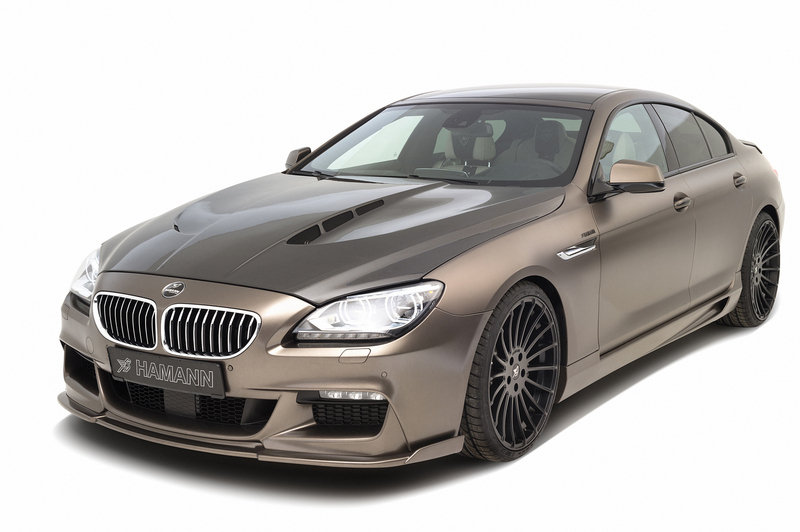 Hamann Updates the BMW 6-Series Gran Coupè M Package