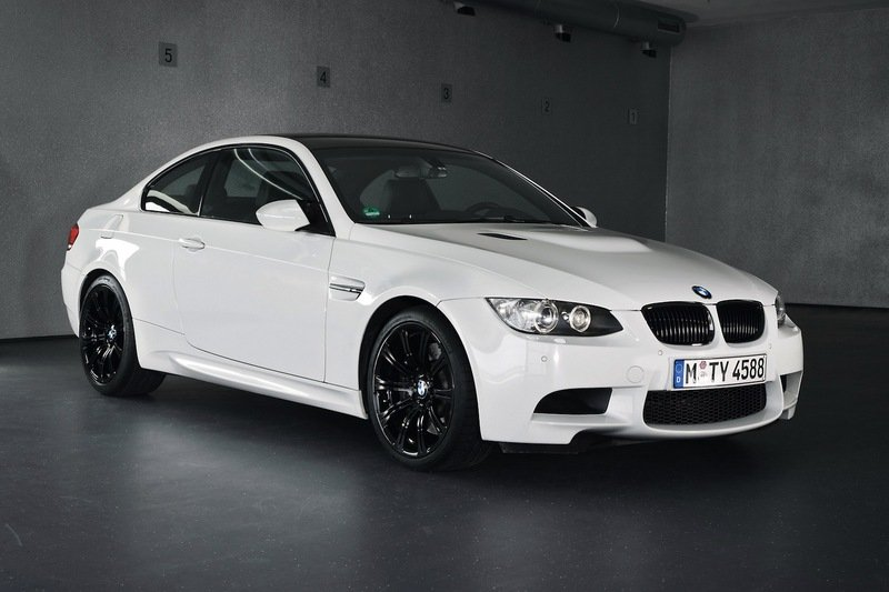 2013 BMW M3 Pure Coupe High Resolution Exterior - image 490069