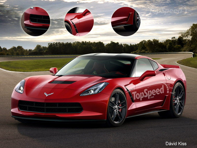 2014 Chevrolet Corvette Stingray Z06