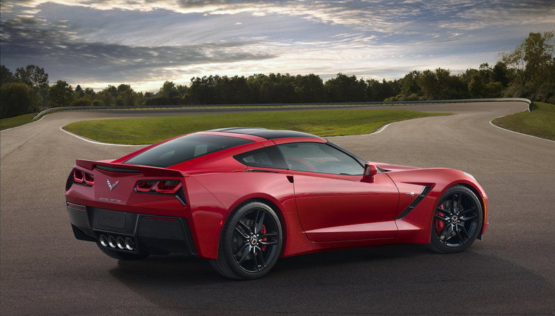 2014 - 2016 Chevrolet Corvette Stingray High Resolution Exterior Wallpaper quality - image 489001