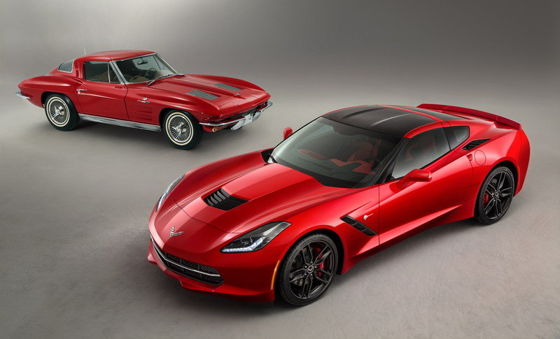 Wallpaper of the Day: 2016 Chevy Corvette Stingray High Resolution Exterior - image 488980