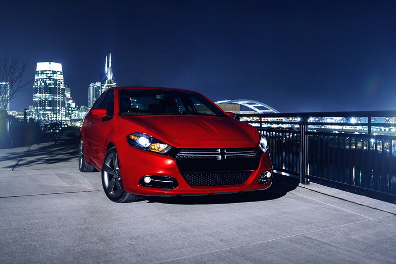 2013 Dodge Dart GT High Resolution Exterior - image 488334