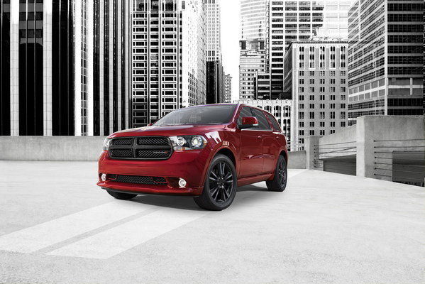 dodge durango blacktop edition picture