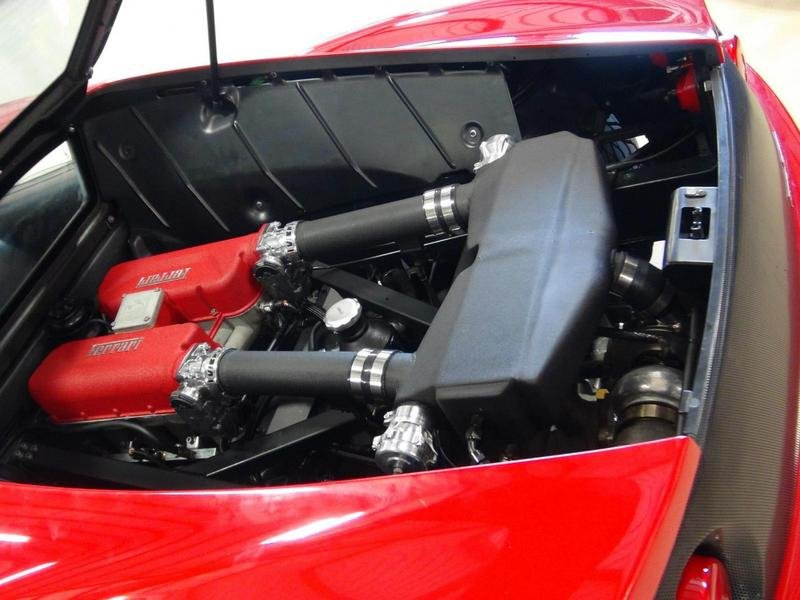 SeriousHP's Turbo Kit can Nearly Double the Ferrari 360 Modena's Horsepower