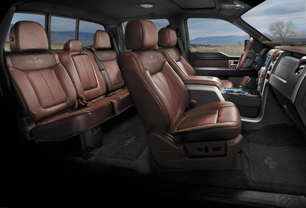 2013 Ford F-150 King Ranch Special Edition | car review ...