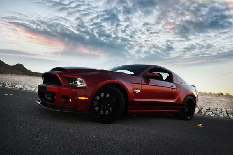 2013 Ford Mustang Shelby Gt500 Super Snake Wide Body