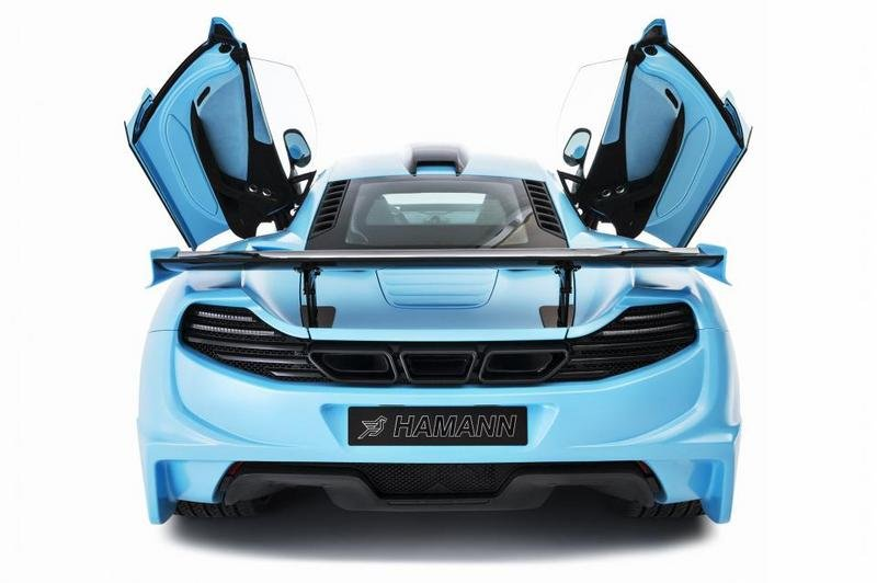 Hamann Releases a New Take on Their MemoR Program for the McLaren MP4-12C