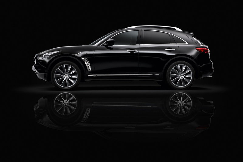 2013 Infiniti FX Black and White Editions