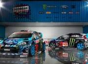 Ken Block's Hoonigan Racing Division Shows Off New HQ and Car Livery - image 490369
