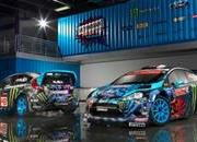 Ken Block's Hoonigan Racing Division Shows Off New HQ and Car Livery - image 490367